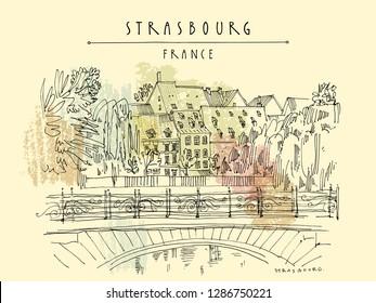 Ilustraciones Imágenes Y Vectores De Stock Sobre Strasbourg
