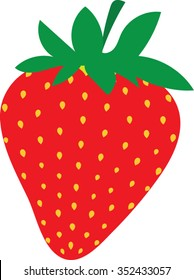 Strawberry Clipart Images, Stock Photos & Vectors ...