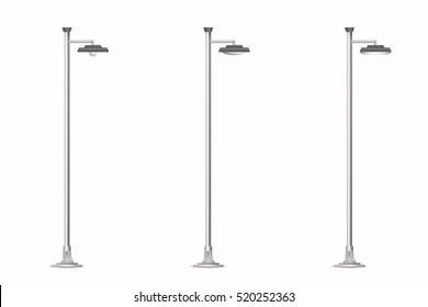 Street Light. Pole