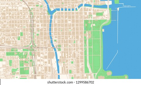 Chicago Map Streets.Chicago Street Map Images Stock Photos Vectors Shutterstock