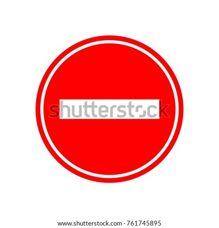 street signs template logo stock vector royalty free 761745895