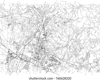 Brescia Map Images Stock Photos Vectors Shutterstock