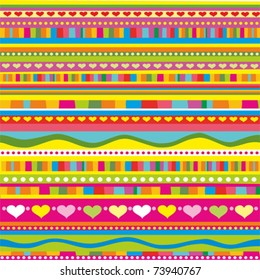 strip pattern. vector background