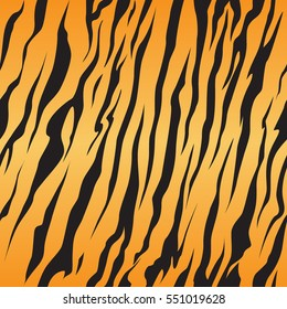 stripe animals jungle tiger fur texture pattern seamless repeating yellow orange black