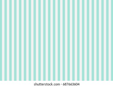 Stripe pattern. Vector illustration. Blue and white background.  Vertical stripes pattern.