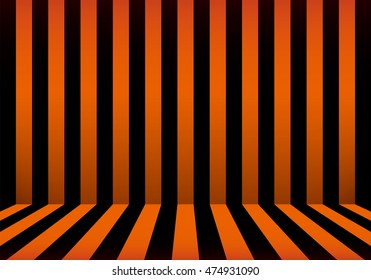 stripe room(halloween)