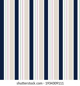 Striped abstract background with color stripes. Vector illustration.