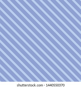 Striped diagonal pattern Background with slanted lines Lilac-blue semaless illustration