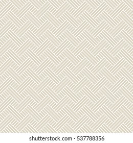 Striped herringbone pattern.