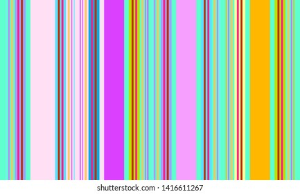 Striped Multicolor Background, Vertical Lines Pattern, Abstract Mexican Sarape Pattern