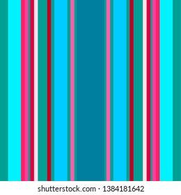 Striped Multicolor Pattern, Colorful Stripes