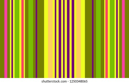 Striped Pattern, Multicolor Background, Colorful Mexican Traditional Sarape