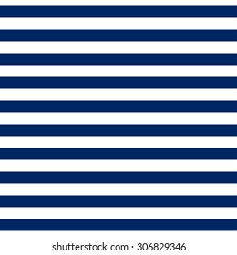 Striped seamless pattern with horizontal line. Fashion graphics design for t-shirt, apparel and other print production. Strict graphic background. Retro style. You can simply change color and size