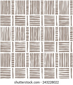Striped seamless pattern.    Vector graphic background.