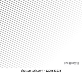 Striped white texture, Abstract warped Diagonal Striped Background, waved lines texture. Brand new style for your business design, vector template for your ideas