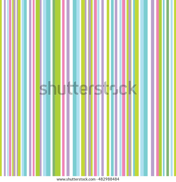 Stripes Abstract Colorful Background Stock Vector Royalty