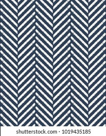 stripes hand drawn seamless vector pattern