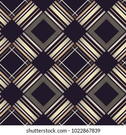 Stripes texture. Seamless geometric pattern. Bright colors and simple shapes. Trendy seamless pattern designs.