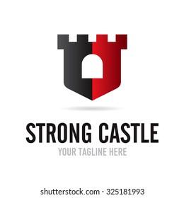 Strong Castle Logo