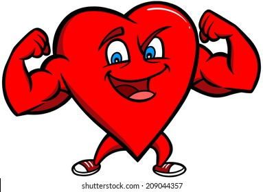 Strong Heart Character