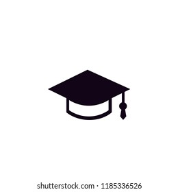student graduation vector icon