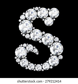 S Diamond Images Stock Photos Amp Vectors Shutterstock