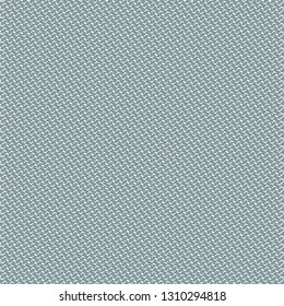 Sturdy blue canvas texture. Upholstery. Vector illustration.