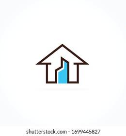 styles house development service logo
