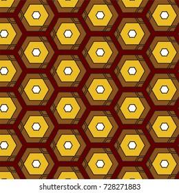 Stylish decorative pattern