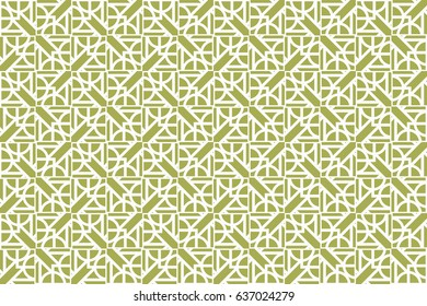 stylish seamless geometric pattern. vintage vector illustration
