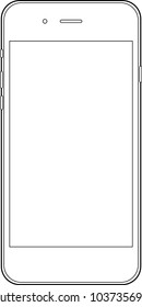 Stylish smartphone Mockup