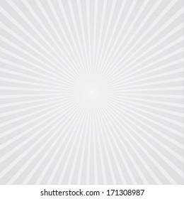 Stylish starburst background with soft tones