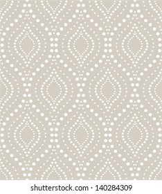 Stylish texture with a repeating pattern.A seamless vector background.