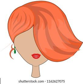 asymmetrical face images stock photos vectors shutterstock