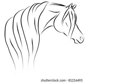 Stylized Arabian Vector Illustration