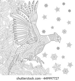 Coloring Pages Adults Farm Images, Stock Photos & Vectors ...