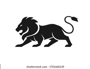 Lion Outline Images Stock Photos Vectors Shutterstock Including transparent png clip art, cartoon, icon, logo, silhouette, watercolors, outlines, etc. https www shutterstock com image vector stylized silhouette lion vector animal illustration 1701660139