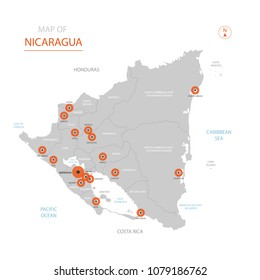 Capital Nicaragua Images Stock Photos Vectors Shutterstock