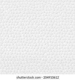 Styrofoam background texture, eps 10