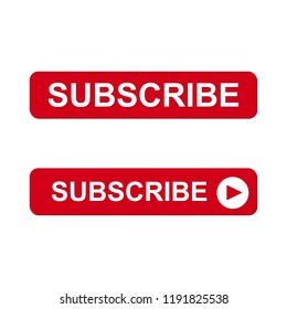 Subscribe icon. Eps10