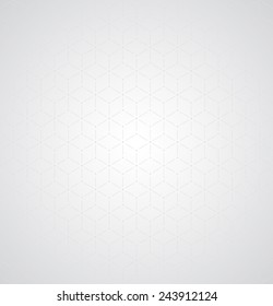Subtle seamless background  abstract geometrical gray design