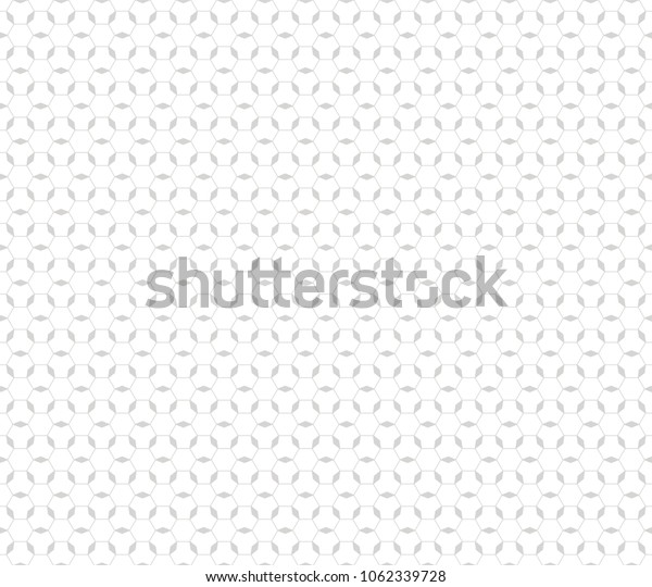 Subtle texture. Vector monochrome seamless pattern. White and light gray geometric ornament. Thin lines, repeat tiles. Abstract endless background. Modern minimalist design for decor, websites, print