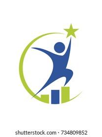 success logo template