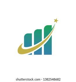 Success Trade, Market, And CEO logo Design Inspiration Vector, Icon
