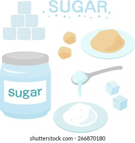 sugar,cube,brown sugar