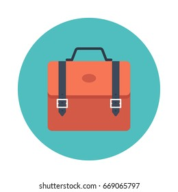 Suite Case Vector Flat Icons