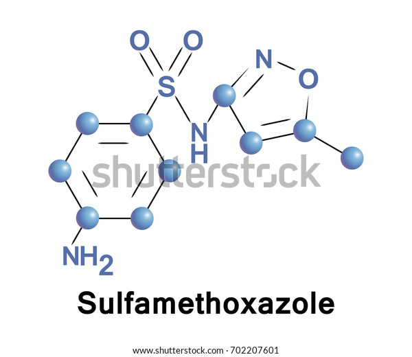 Sulfamethoxazole is an antibiotic is used for bacterial infections of urinary tract, bronchitis, prostatitis and is effective against both gram negative and positive bacteria