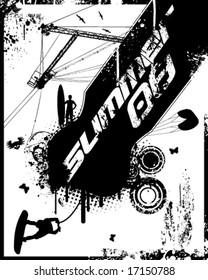 Summer 08 Vector Illustration