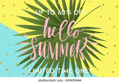 61085d1d0a4f Summer greeting cards and posters set