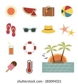 summer icon